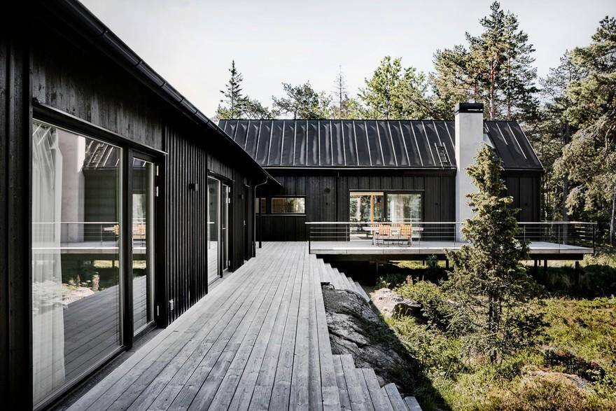 Swedish Summer House Combines Japanese Simplicity with Scandinavian Cottage Traditions 3