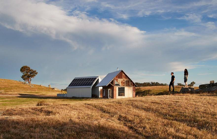 Nulla Vale House and Shed, MRTN Architects 1