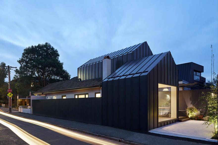 Shadow House, Nic Owen Architects