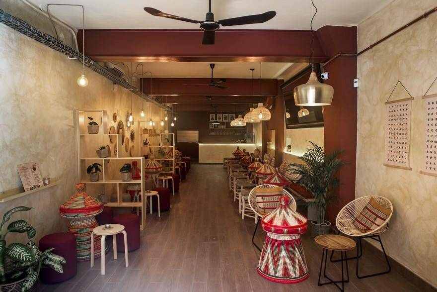 New Ethiopian Restaurant in the Heart of Poble Sec, Barcelona