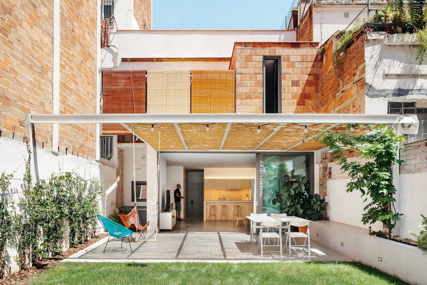 1930's Detached House Gets New Life with Major Rehabilitation