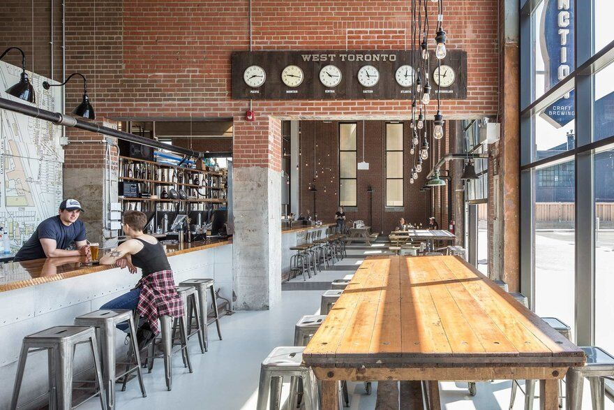 Junction Craft Brewery, PLANT Architect 1