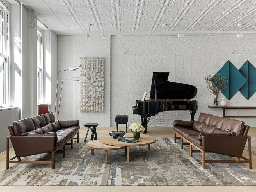 Grand Street Loft in New York's Famed SoHo District 1