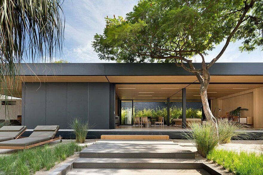 SysHaus - Quick Assembly Prefab House by Arthur Casas