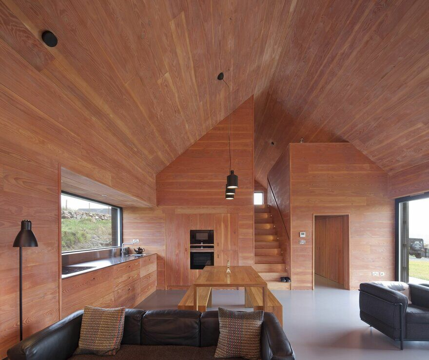interior design / Mary Arnold-Forster Architects