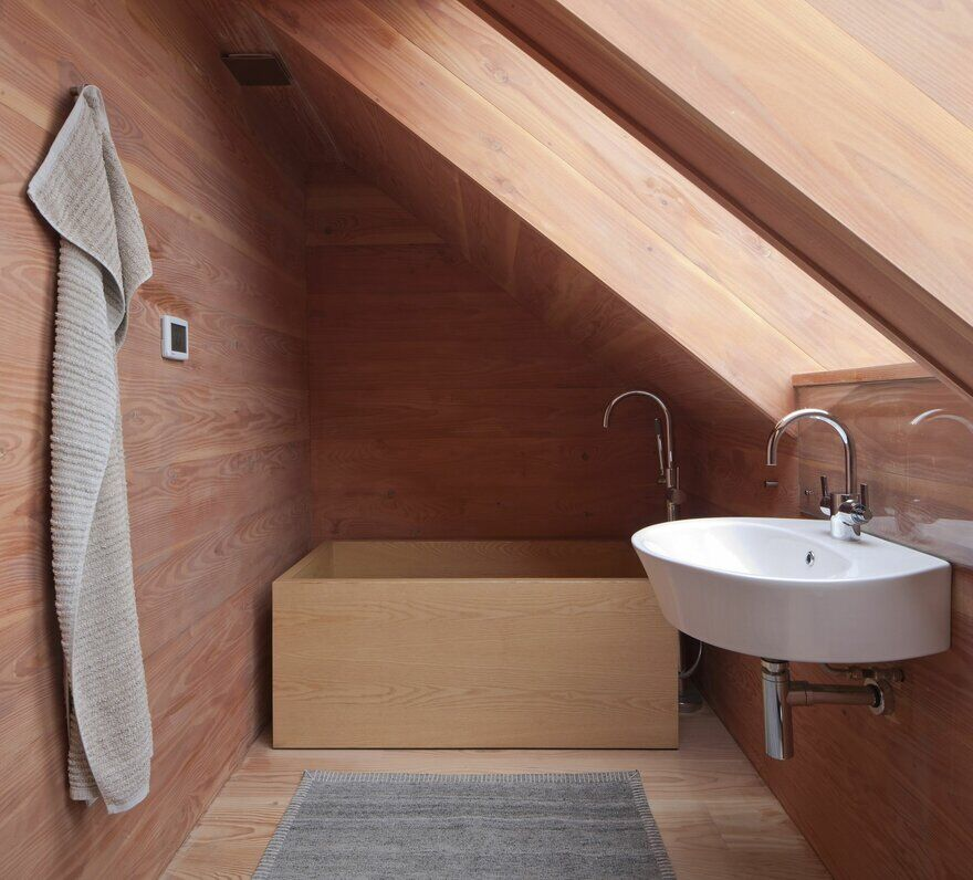 bathroom / Mary Arnold-Forster Architects