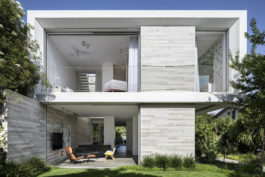 Flow House in Tel Aviv / Anderman Architects
