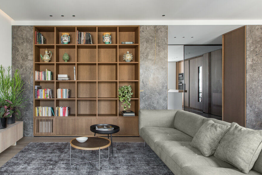 New Residential Interior in Palermo by Studio DiDeA