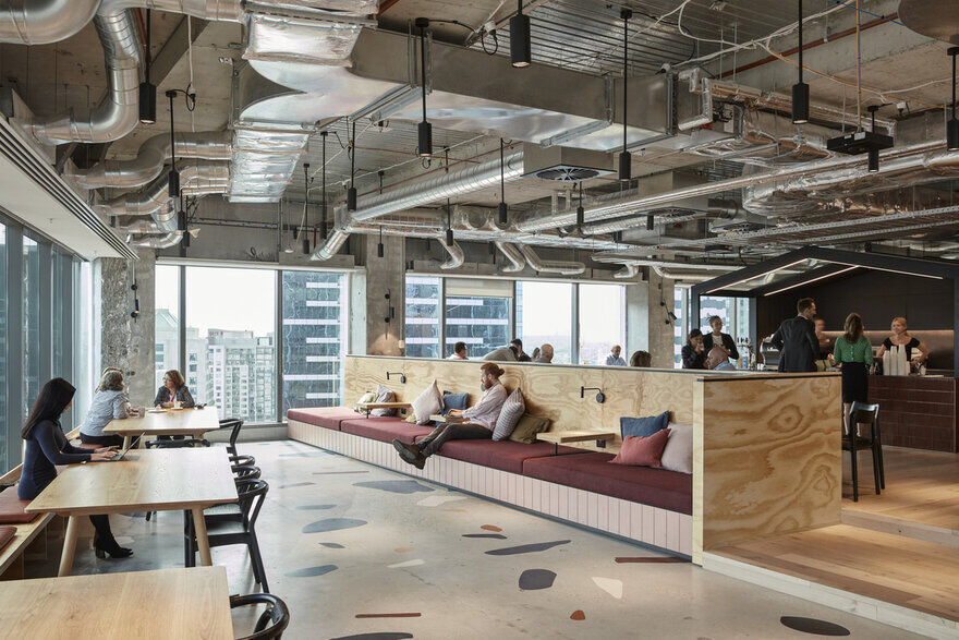 Space & Co, 2 Southbank / Architecture BVN