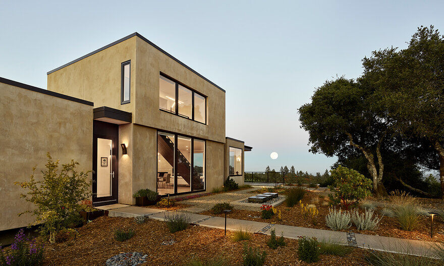 Forestville Residence in Sonoma County / Signum Architecture
