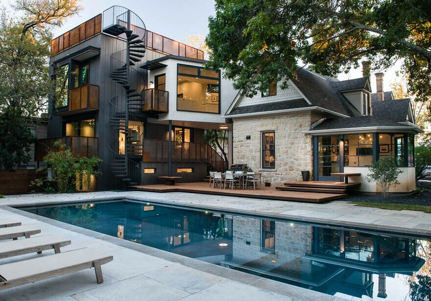 Headmaster's House / Jobe Corral Architects
