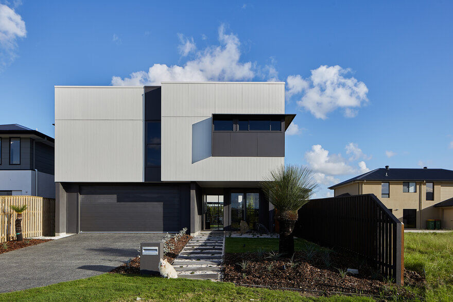 new suburban estate in South East Queensland