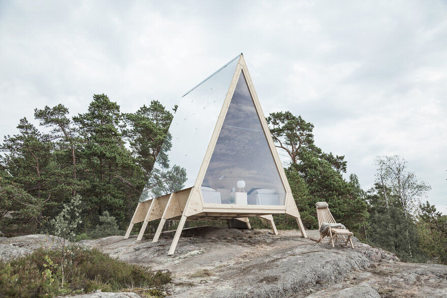 Sustainable Summer Cabin in Finland - Nolla Project by Robin Falck