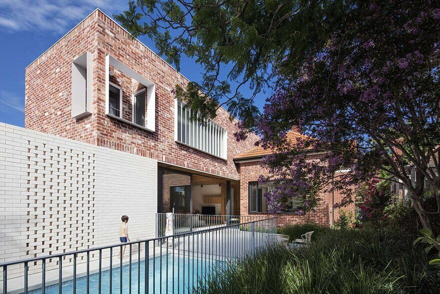 Elsternwick House / Clare Cousins Architects