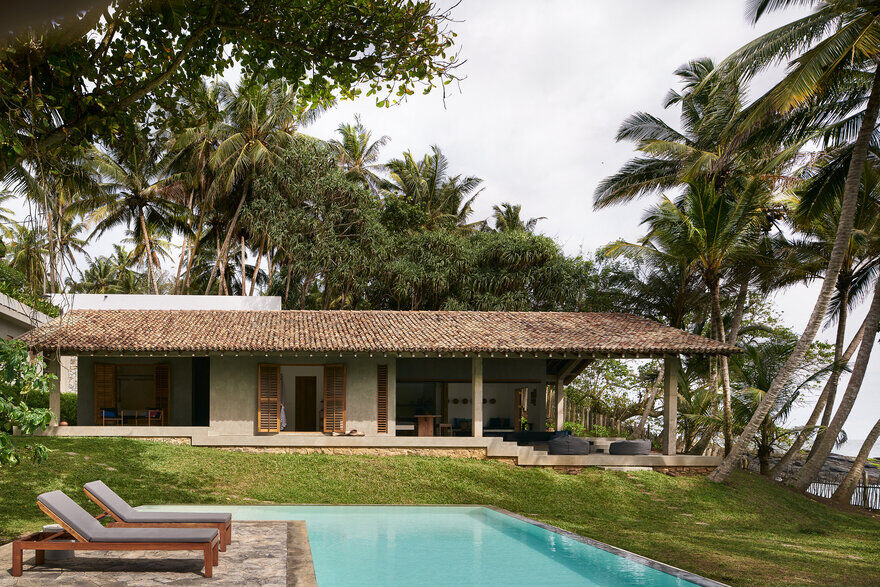 K House- an Exclusive Villa Resort Hotel Built in Sri Lanka