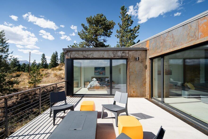 Ned Shed, Colorado / Fuentesdesign Architects