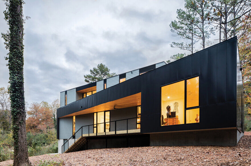 Parks Residence / Raleigh Architecture