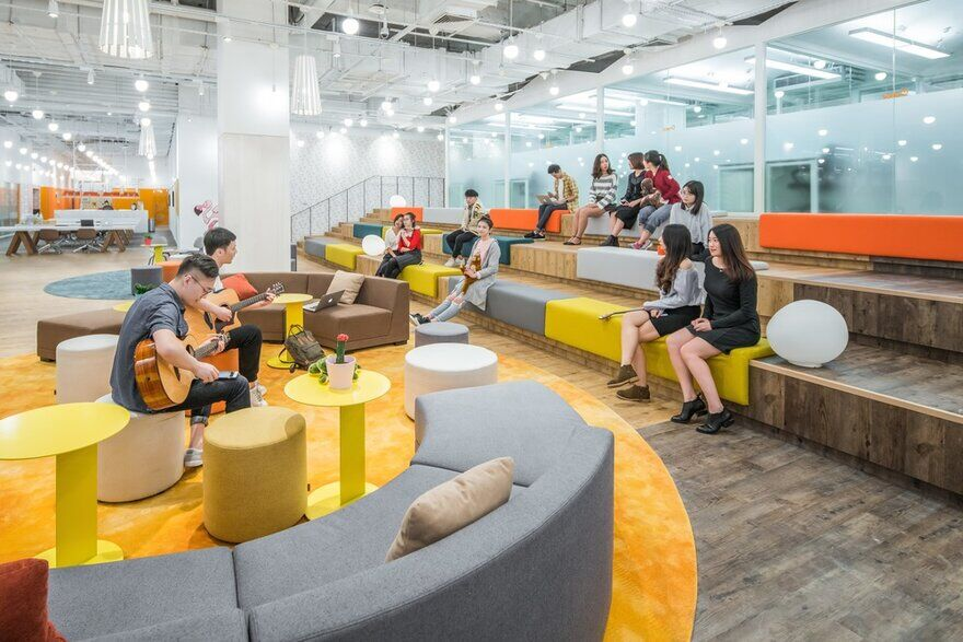 SOHO 3Q Coworking Spaces: the Story of Creating the First Coworking Spaces in China