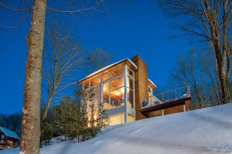 Ski Country House: Mountain Air Outside, Mountain Feeling Inside