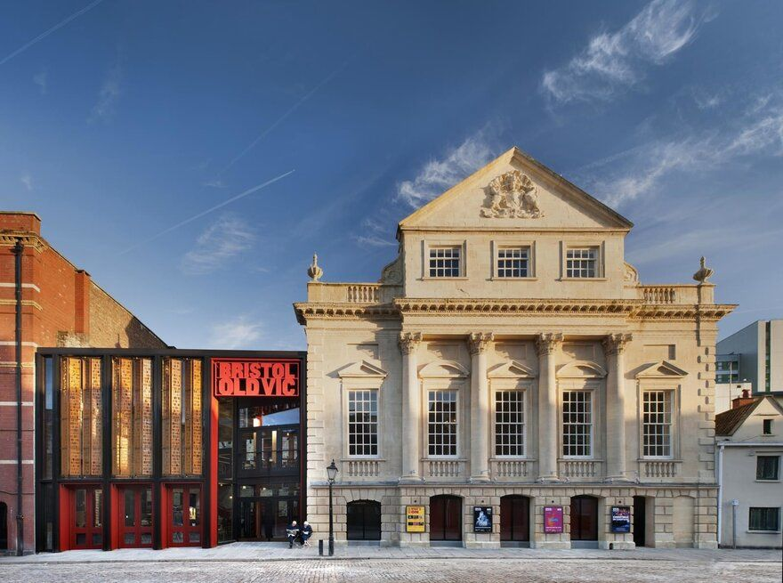 Bristol Old Vic — a New Public Face for a Georgian Theatre