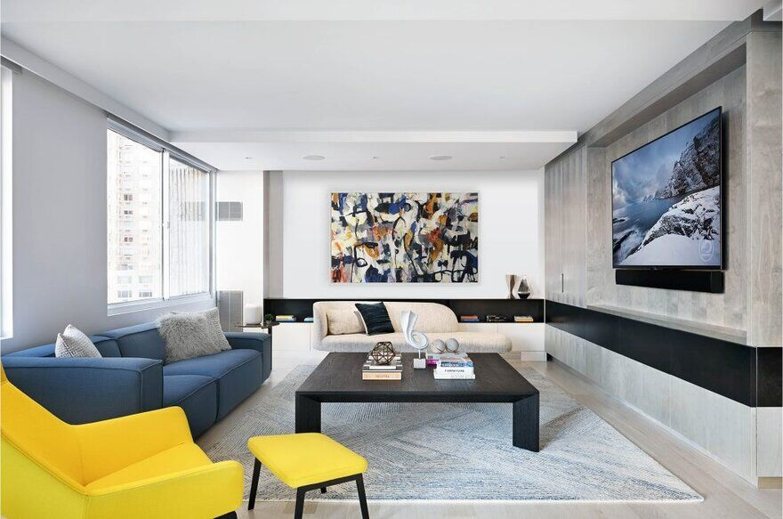 Lincoln Center Residence by StudioLAB in New York City