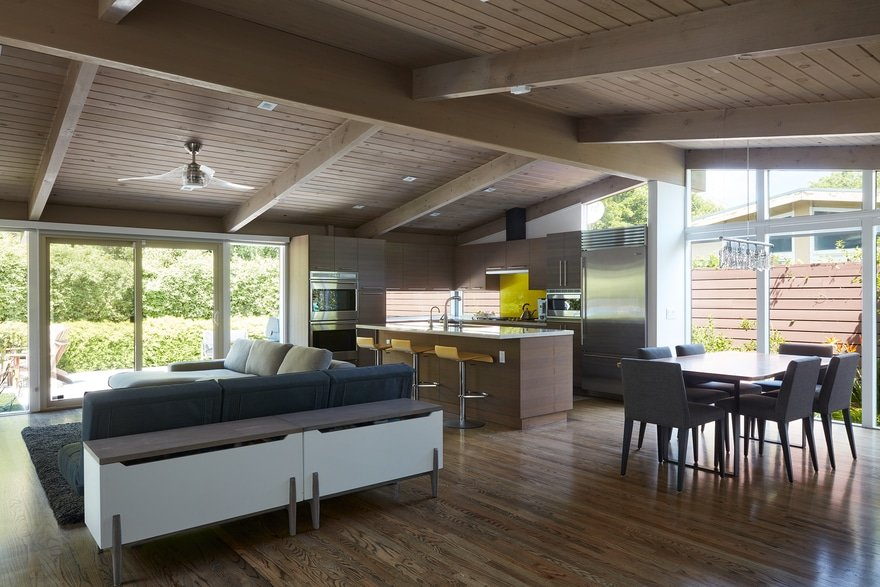Brown and Kaufman Remodel by Klopf Architecture