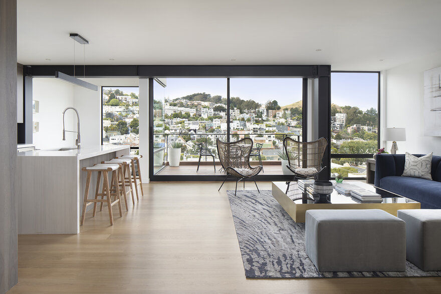 Mixing Architecture Styles to Fit San Francisco's Design Vernacular