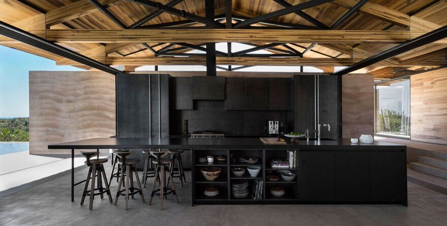 kitchen, Mexico / Dellekamp Arquitectos