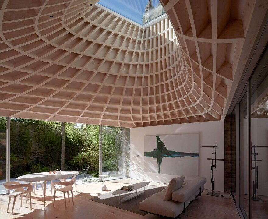 interior design, living room, Gianni Botsford Architects