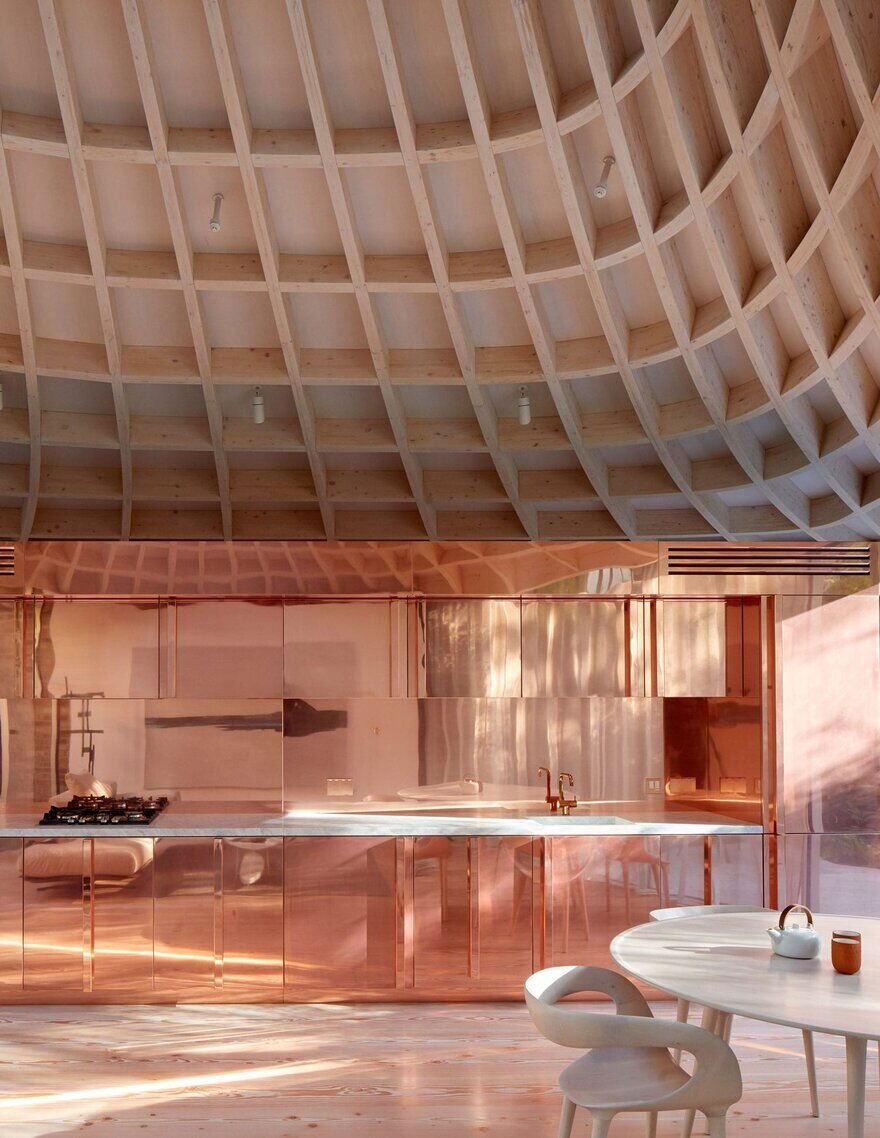 kitchen, Gianni Botsford Architects