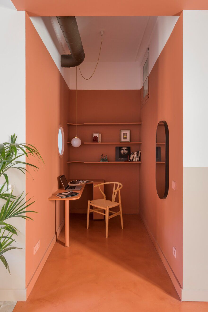 home office / Colombo and Serboli Architecture