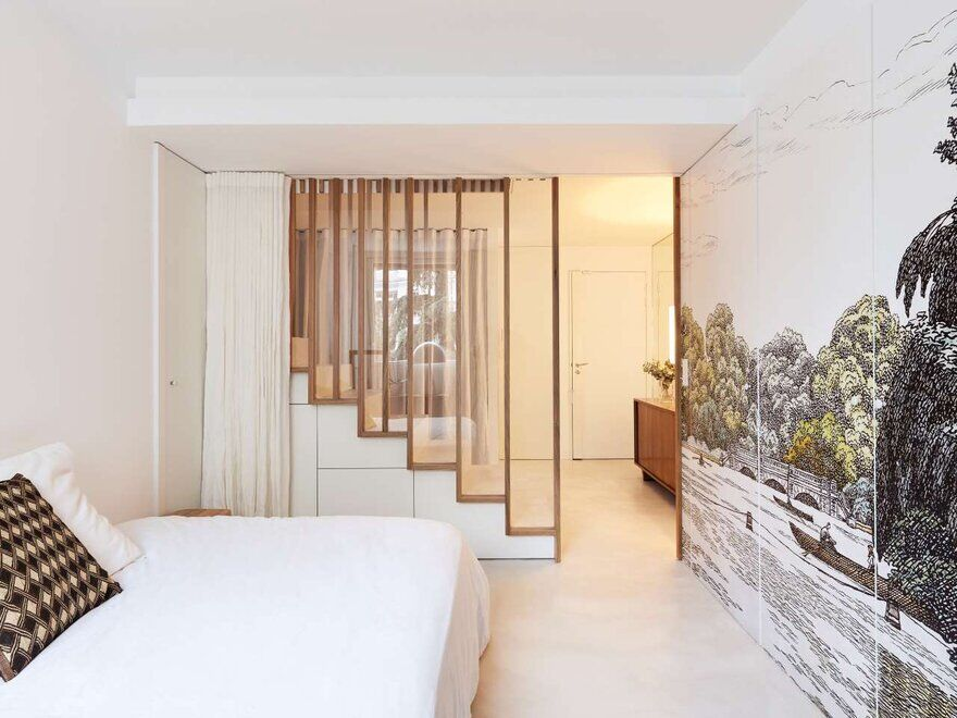 bedroom by 05 AM Arquitectura