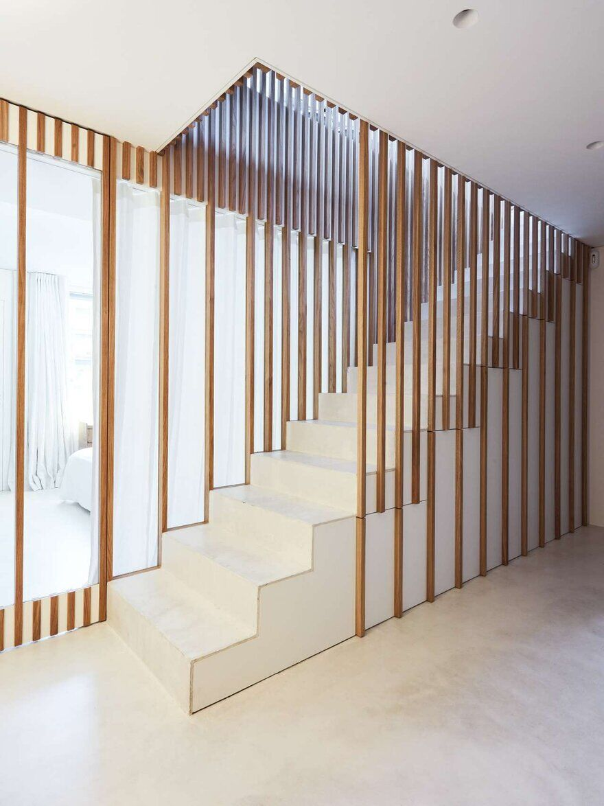 staircase by 05 AM Arquitectura