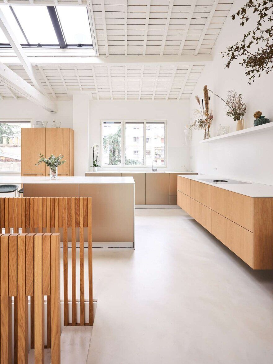 kitchen by 05 AM Arquitectura