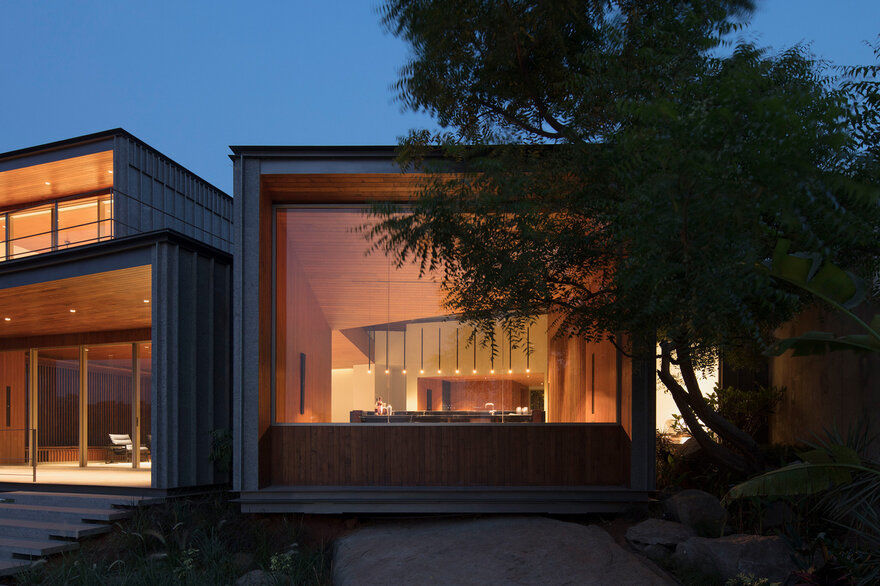 This Private Lake Retreat Offers a Weekend Respite from Urban Life