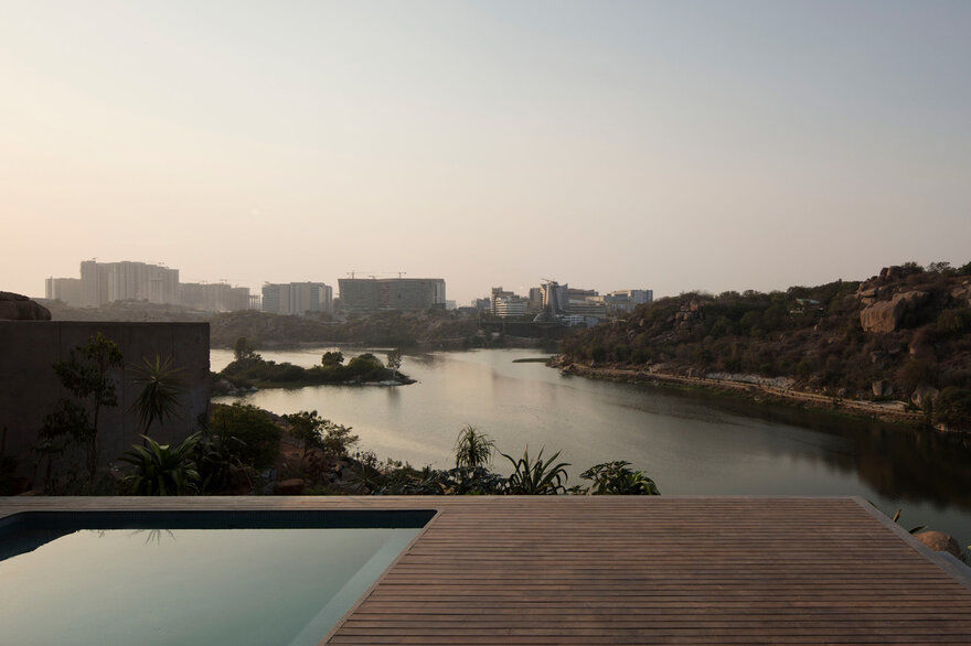 terrace + pool / Collective Project