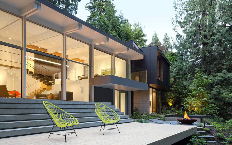 Creek House, West Vancouver / Splyce Design