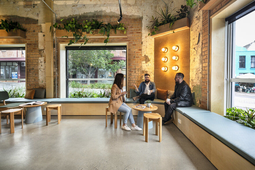 The Commons Coworking - Chippendale / Siren Design Group