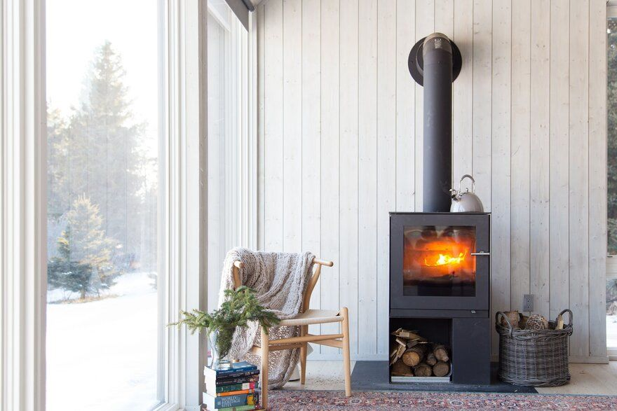 fire place, Nine Yards Studio