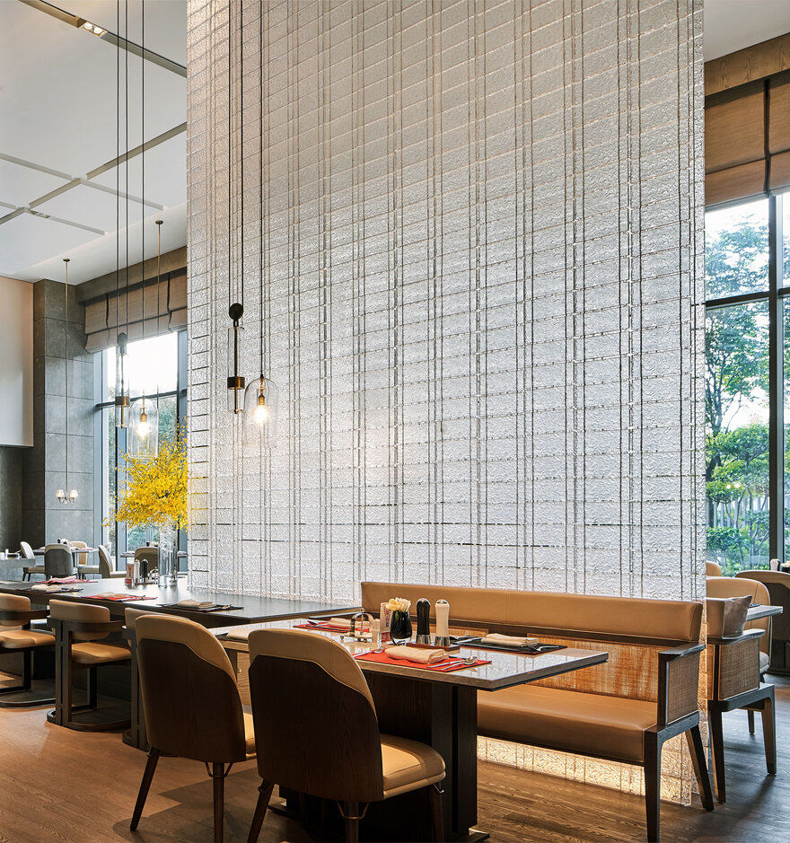 All day dining restaurant / CCD - Cheng Chung Design