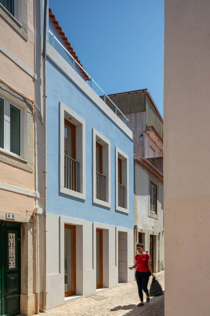 House GD in Cascais, Portugal by Esquissos Architecture