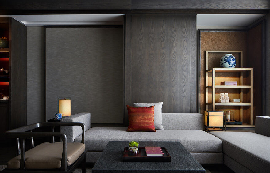 Guest-room / CCD - Cheng Chung Design