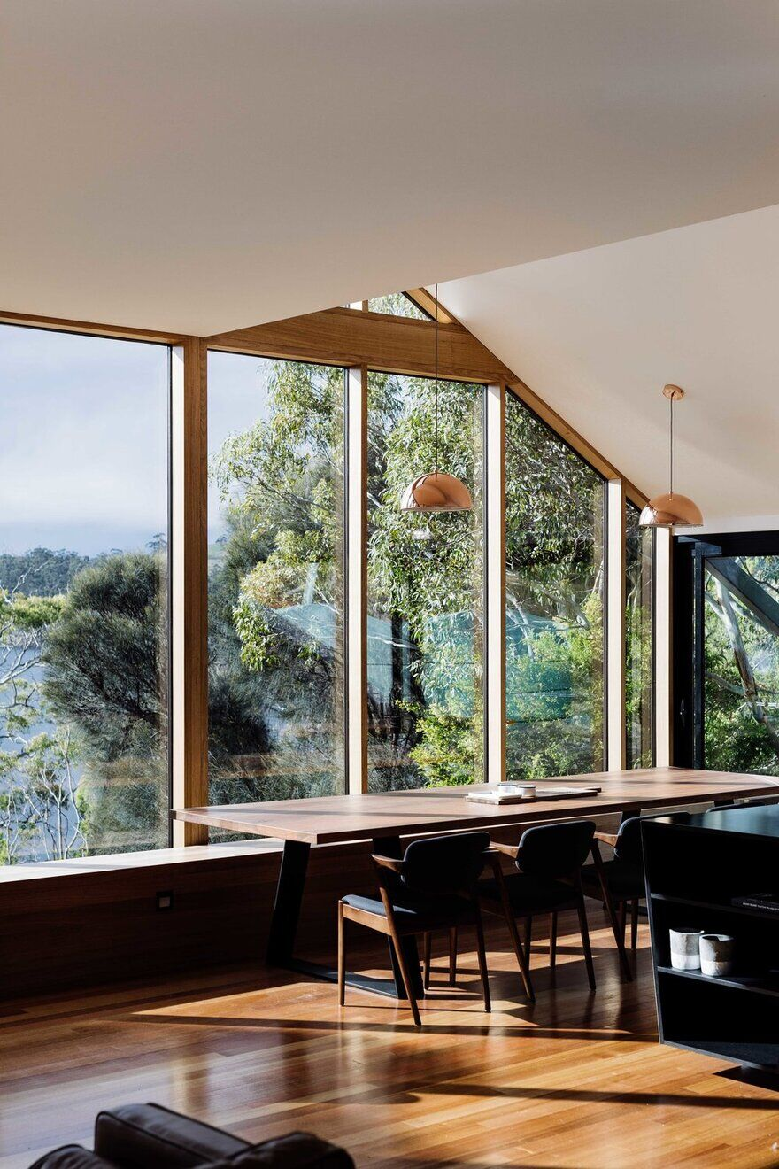 dining room, Dock4 Architects