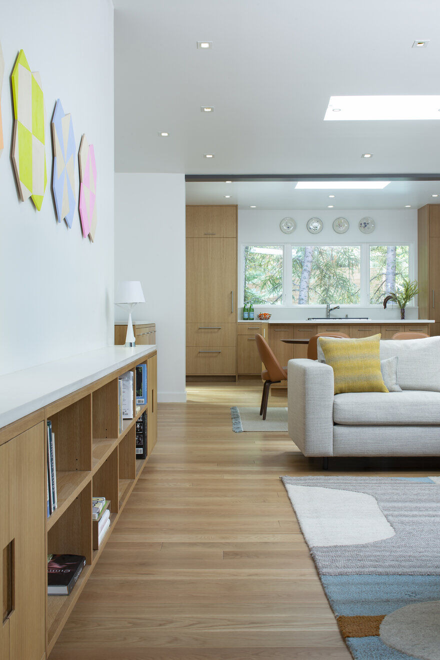 Aspen House Remodel by Rowland+Broughton Architecture