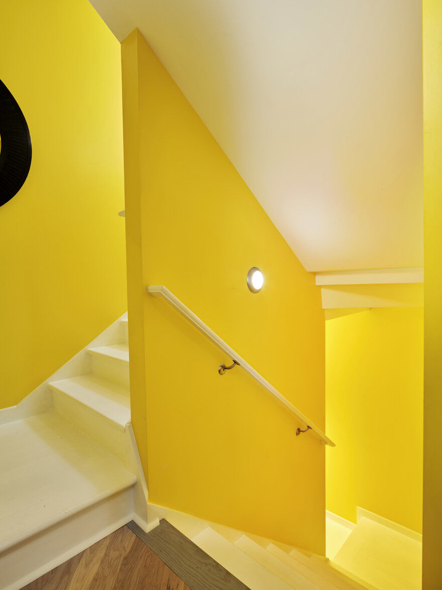 staircase / Nathan Fell Architecture