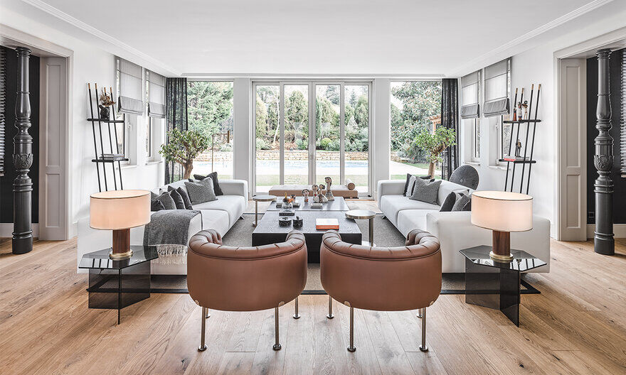living room, Istanbul / Escapefromsofa
