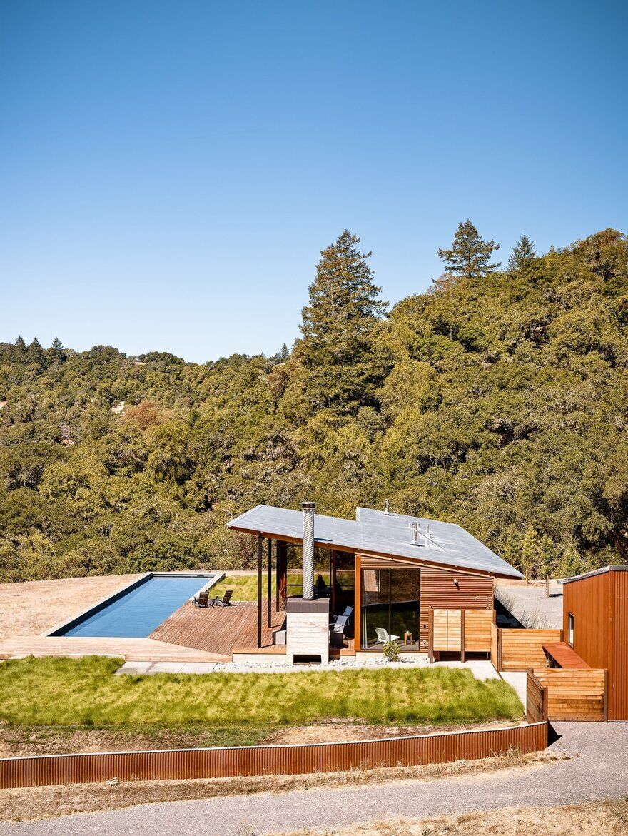 Malcolm Davis Architecture - An Architect's Vision for California Living