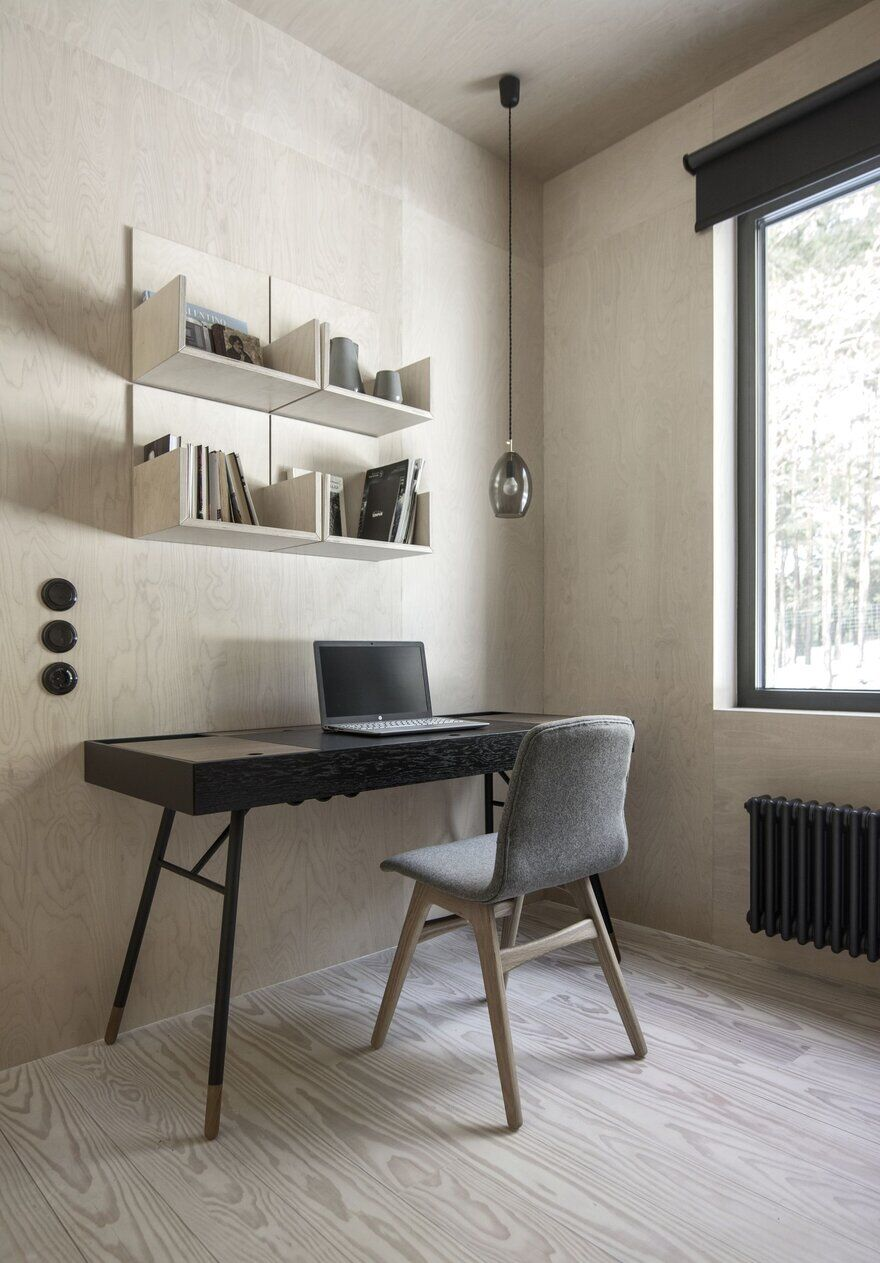 home office / INT2 Architecture
