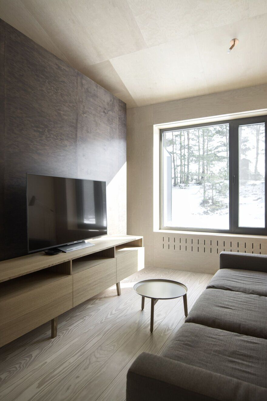 living room / INT2 Architecture