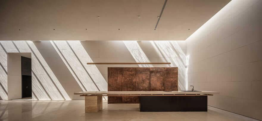 cooking area, Xiamen, China / Waterfrom Design